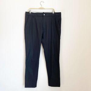 NEW Lululemon Men's Commission Pants Size 36